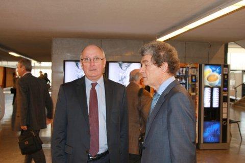 Dr. Baka András és Király A.